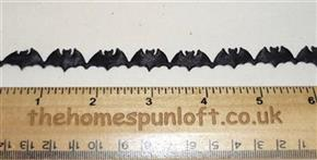1 yard Autumn Halloween Bats Ribbon