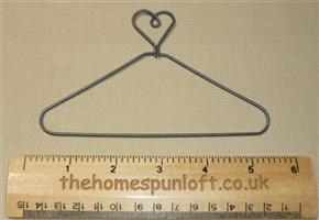 "5"" Heart Top Wire Quilt Hanger"
