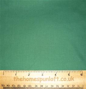 FQ Ivy Green Plain Cotton Fabric