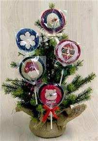 Penny Candy Ornaments Countryside Crafts Pattern