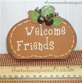 Wooden Pumpkin Decor For Autumn Halloween Fall